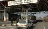 Pos pemeriksaan perbatasan Kapitan Andreevo yang menghubungkan Bulgaria dengan Turki.