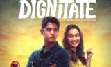 Poster film Dignitate yang dibintangi Al Ghazali dan Caitlin Halderman.