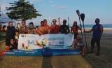 Pra-event BGISKM 2019 bertajuk Dewata Paddling di Bali. BGISKM akan dihelat di Belitong Kepulauan Bangka Belitong pada 2-4 Agustus mendatang.
