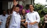 Prabowo dan Jokowi