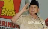 Prabowo Subianto tunjuk jubir Gerindra.