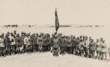 Prajurit Ottoman yang berhasil mempertahankan Gaza dalam pertempuran pertama di Gaza.
