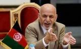Presiden Afghanistan Ashraf Ghani