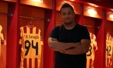 Presiden Borneo FC Nabil Husein Said Amin.