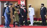 Presiden Joko Widodo dan Wapres Ma