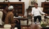 Pemilik Warung Korban Penjarahan tak Sangka Bertemu Presiden