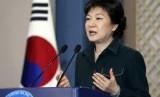 Presiden Korea Selatan terguling Park Geun-Hye.