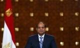 Presiden Mesir Abdel Fattah Al Sisi.
