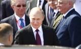 Presiden Rusia, Vladimir Putin