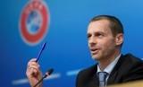Presiden UEFA Aleksander Ceferin