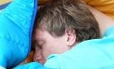 Pria tertidur/ilustrasi