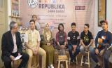 Program Bincang Republikopi di Republika Jabar
