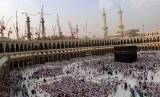 Proyek perluasan Masjidil Haram (Ilustrasi)