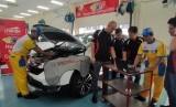 PT. Honda Prospect Motor (HPM) menggelar ajang tahunan Honda Skill Contest 2020 untu ke-16 kalinya pada 15 Februari 2020 di fasilitas Training Center PT HPM, Jakarta.
