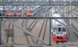 PT Kereta Api Indonesia (Ilustrasi)
