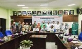 PT Penjaminan Jamkrindo Syariah (Jamsyar) melakukan penandatanganan lima jenis kerja sama dengan Bank Nusa Tenggara Barat (NTB) Syariah. Perjanjian ditandatangani oleh Gatot Suprabowo dengan Kukuh Rahardjo selaku Direktur Utama Bank Nusa Tenggara Barat Syariah.