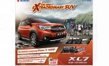 PT Suzuki Indomobil Sales (SIS) akhirnya mengenalkan kendaraan Sport Utility vehicle (SUV), Suzuki XL7, di Indonesia.