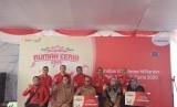 PT Telkom terus bersemangat untuk memantapkan posisi sebagai market leader bisnis fixed broadband di Indonesia, khususnya di Jawa Barat.