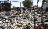 Pejabat PBB mengecam serangan baru-baru ini terhadap rumah sakit pasien virus corona di Libya. Ilustrasi.