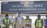 Tol Layang Japek Ganti Nama Jadi Sheikh Mohamed Bin Zayed