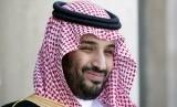 Putra Mahkota Arab Saudi Pangeran Mohammed bin Salman