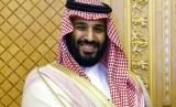 Putra Mahkota Mohammed bin Salman.