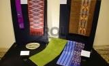 Ragam Songket Nusantara:berbagai jenis kain songket dalam pameran yang bertajuk