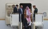 Raja Arab Saudi Salman bin Abdulaziz Al Saud.