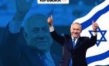 Rekor Netanyahu jadi perdana menteri kelima kali.