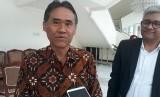 Rektor Universitas Gadjah Muda (UGM) Panut Mulyono