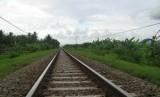 Rel kereta api, ilustrasi