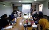 Republika menggelar pelatihan akuntansi masjid di Kantor Republika, Jakarta, Sabtu (13/1).