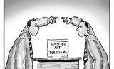 Revisi UU Anti-Terorisme