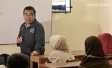 Presiden Direktur KPM, Ridwan Hasan Saputra mengatakan Klinik Pendidikan MIPA (KPM) menjadi penyelenggara kompetisi matematika internasional bernama International Mathematics Championship (IMC) 2020. klinikp