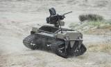 Robot perang milik tentara Amerika (ilustrasi)