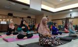 RS PKU Muhamamdiyah Solo Buka Kelas Yoga Ibu Hamil