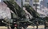 Rudal Patriot milik Angkatan Beladiri Jepang