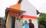 Rumah Layak Huni yang di Kampung untuk warga (ilustrasi)