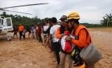 Rumah Zakat bantu korban banjir di 11 provinsi.