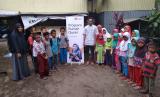 Rumah Zakat beri bantuan untuk TPA di Topejawa, Sulawesi Selatan.