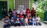 Rumah Zakat Bina Penerima Manfaat Beasiswa Juara