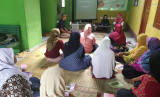 Rumah Zakat menggelar program Campus Care Giver untuk mendorong kesehatan lansia.