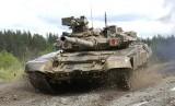 Rusia mengerahkan tank-tank canggih ke Suriah. Tank berjenis T-90 tersebut dikirim untuk meningkatkan kekuatan militer pemerintahan Assad dari serangan para pemberontak.