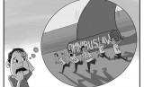 RUU Omnibus Law Cipta Kerja bikin cemas pekerja.