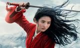 Salah satu adegan di film Mulan.