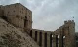 Salah Satu Benteng Tua di Aleppo.