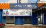Salah satu kantor cabang Bank Lampung.