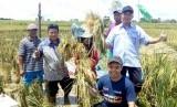 Salah satu kegiatan pemberdayaan masyarakat yang dilaksanakan oleh LAZ Al Azhar.