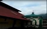Salah satu masjid tua di Kabupaten Kerinci