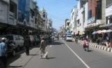 Salah satu sudut kota Sukabumi.